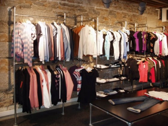 Amenagement D Une Boutique De Vetements Projets Assemblage Direct