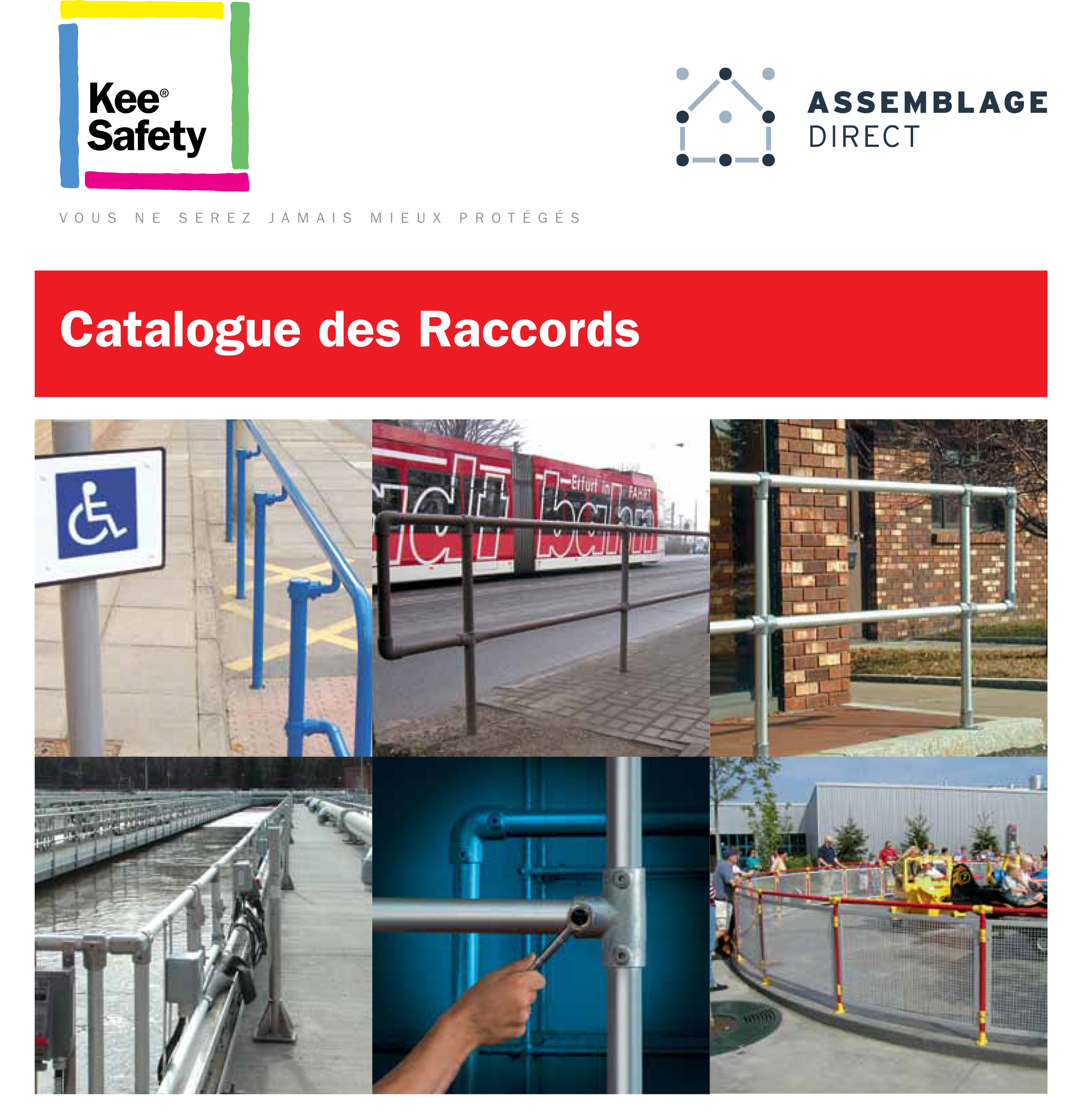 catalogue des raccords