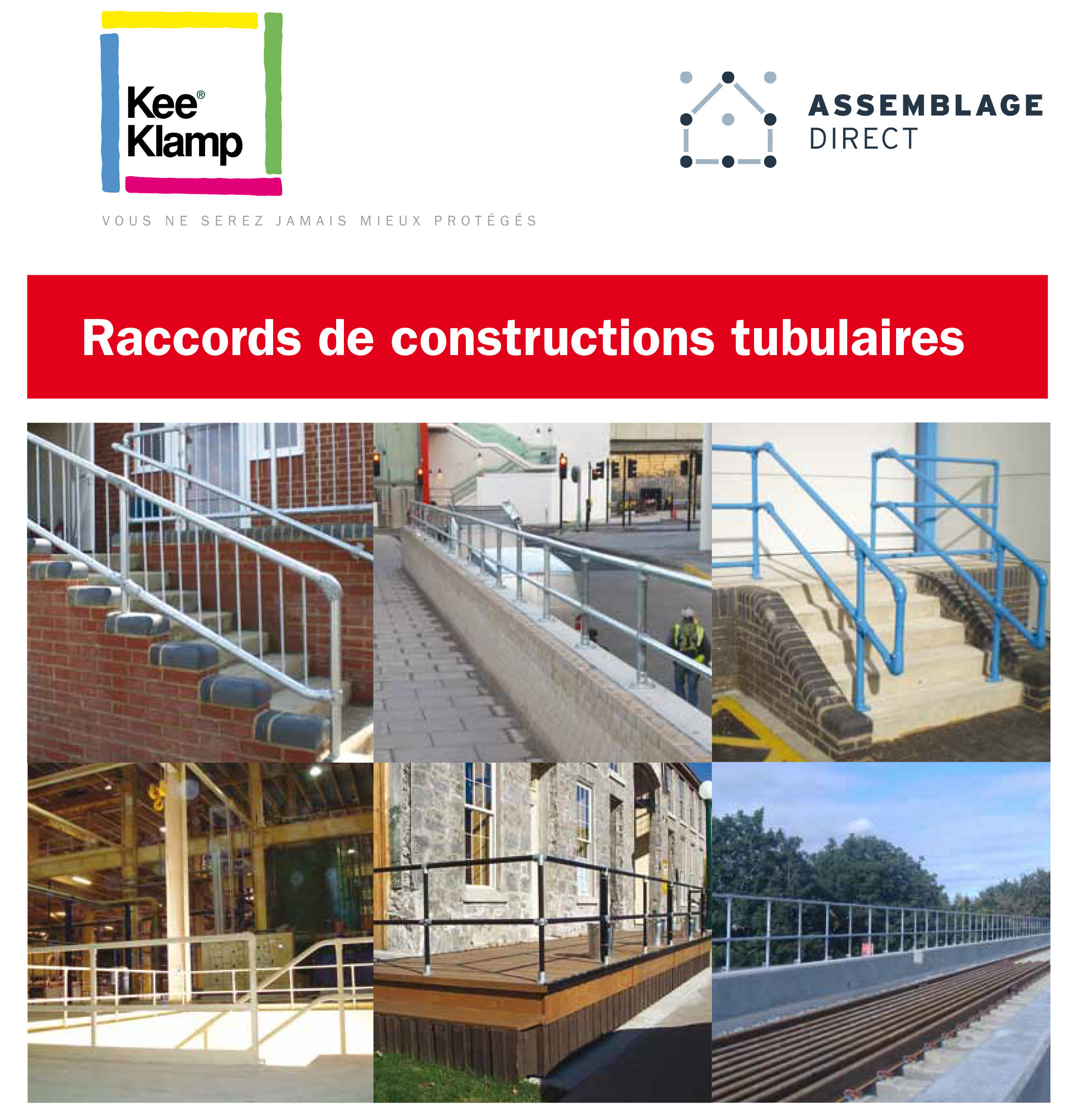 catalogue raccords de constructions