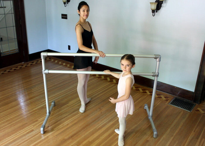 barre de danse mobile et transportable enfant ou adulte